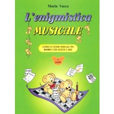 L'enigmistica musicale prima parte Maria Vacca