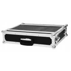 FLIGHT CASE  2 Unita'  CORPO 25 cm cd radio mic effetti