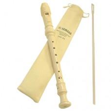 Flauto dolce  soprano didattico Yamaha YRS-23 diteggiatura tedesca