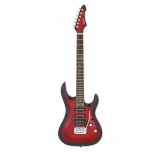 Chitarra elettrica  ARIA  MAC-STD MRS Red  Metallic