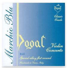 Kit muta corde per violinio  Dogal B48 blu concerto 4/4