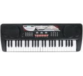 Tastiera 49 tasti incluso alimentatore microfono leggio McGrey BK-4910  ideale per la scuola