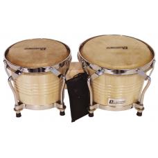 bongo bonghi in legno 6,5 +  7,5