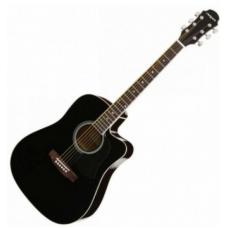 Chitarra Acustica ARIA elettro amplificata awn 15ce nera