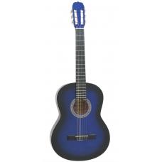 Chitarra classica 1/2  BLu corde nylon Dimavery