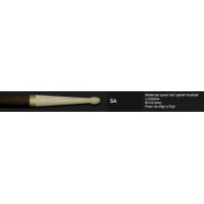 Bacchette per  batteria 5A Lantec  Hickory Tinta Palissandro