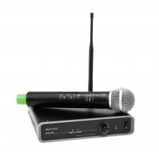 Radiomicrofono  gelato Omnitronic  UHF-101  830.300MHz