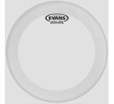 """Pelle per  Grancassa Batteria Evans  22"""" Clear  EQ4 BD22GB4"""