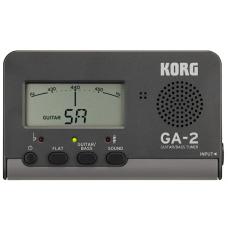 Accordatore digitale per Chitarra e Basso  Korg GA-2