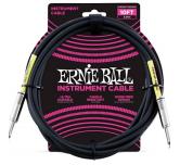 Cavo Jack 3 mt dritto- dritto Ernie Ball 6048
