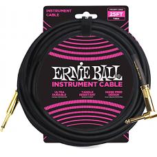Cavo Jack 7,62 mt dritto- angolo  Ernie Ball 6058