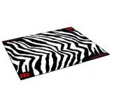 Tappeto per Batteria fantasia Zebra MEINIL MDR-ZB