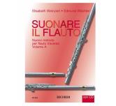 Suonare Il Flauto  con CD volume A  Elisabeth Weinzierl  Edmund Wachter