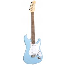 Chitarra elettrica Soundsation Rider STD S TB Tropicl Blue