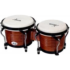Bonghi bongo tamburo percussioni a mano   XDrum Bongo Tabacco