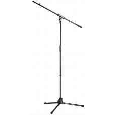 Asta  stand per microfono base treppiedi K&M 27105 black