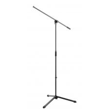 Asta  stand per microfono base treppiede   k&m 25400