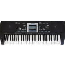 Tastiera arranger portatile 61 tasti dinamica  alimentatore incluso M15 Medeli