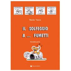 Il Solfeggio a ... Fumetti seconda parte Maria Vacca