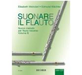 SUONARE IL FLAUTO   volume  B + CD  Elisabth Weinzierl  Edumund Wachter