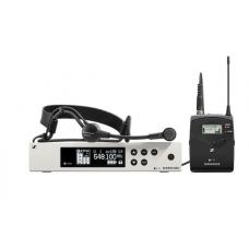 Radiomicrofono UHF  archetto Headset  Sennheiser ew 100 G4 ME 3-II