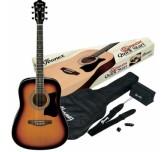 Kit Chitarra acustica  Ibanez V50NJP -VS + custodia e accessori