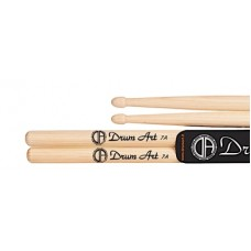 Bacchette per batteria 7A HICKORY Drum Art