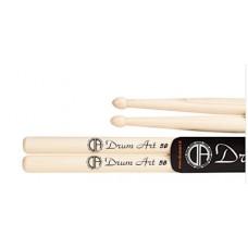 Bacchette per batteria 5B  HICKORY Drum Art