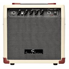 Amplificatore combo Vintage 10 Watt per chitarra elettrica  Soundsation Cream-10