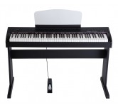 Pianoforte Digitale Orla Stage Starter  Black  88 tasti pesati + stand