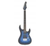 Chitarra elettrica  ARIA  MAC-STD MBS Blu  Metallic