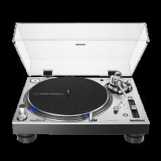 Giradischi  piatto professionale per DJ Audio Technica AT-LP140XP SV Silver