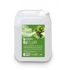 Lattina 5 litri liquido del fumo media  densità Cameo DJ fluid