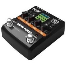 Multi effetto pedale digitale per chitarra elettrica Nux Drive Force