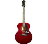 Chitarra acustica  Epiphone  EJ-200 Artist Jumbo Red