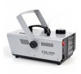 Macchina del fumo 900 watt con telecomando wireless+ 1l