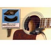 Guitar tech D8 pick up da buca chitarra acustica senza bucare ad incastro