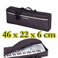 Borsa imbottita 10mm Stefy line KB46 mini tastiera 32 tasti tipo Casio SA46