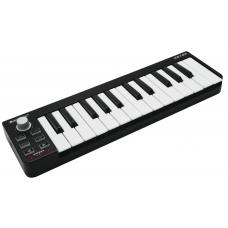 Tastiera Controller USB  Midi Key-25 Omnitronic