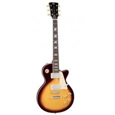 Chitarra elettrica tipo Les Paul Milestone Pro- VSB Soundsation vintage sunburst