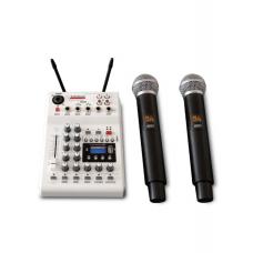 Mixer  Consol di mixaggio AudioDesign PAMX 2.12 /2UHF