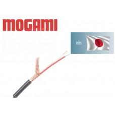 Cavo professionale Mogami  Bilanciato Microfonico A METRO MC-260N nero