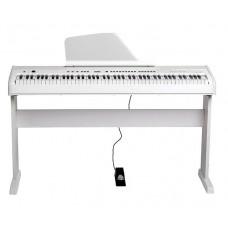 Pianoforte Digitale Orla Stage Studio white 88 tasti pesati + stand