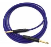 Cavo Jack  Klotz AC-104 Blu per Chitarra Neutrik NP2X-B dritto dritto