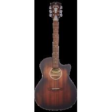 Chitarra acustica amplificata D'Angelico  Premier Gramercy AGED Mahogany