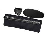 Microfono condensatore super cardioide Sennheiser MKE 600  canna di fucile per cori teatro telecamera