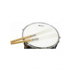 Spazzole per batteria Jazz brushes in plastica