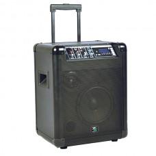 Cassa diffusore attivo batteria portatile lettore mp3 bluetooth ZZiPP ZZMPA8
